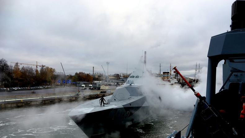 Relikt aus dem Kalten Krieg: Schweden wird unterirdische Marinebasis wieder nutzen