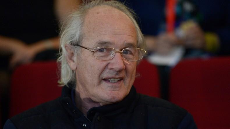 LIVE: Pressekonferenz von Assanges Vater im Deutschen Bundestag