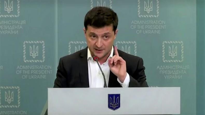 """Wichtige Einigung im Friedensprozess: Ukraine unterzeichnet """"Steinmeier-Formel"""""""