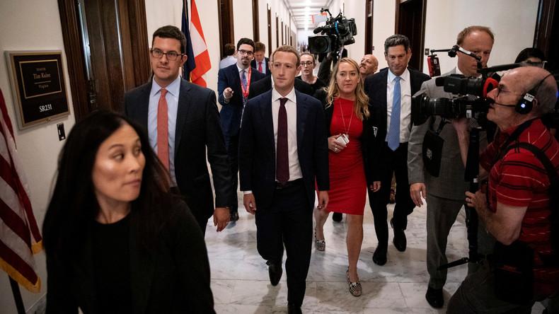 Mark Zuckerberg: Weniger Zensur in sozialen Netzwerken würde Menschen wütender machen