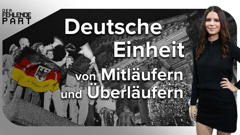 """""""Wir wollten schnell verwestlichen"""" – Psychoanalytiker Maaz zur deutschen Einheit [DFP 47]"""