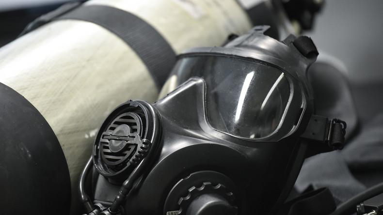 Bellingcat verhindert kritischen Bericht zu Chemiewaffenangriff in Chan Schaichun (Video)