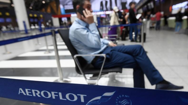 Moskauer Gericht erlässt Haftbefehl gegen vier Verdächtige im Aeroflot-Betrugsfall