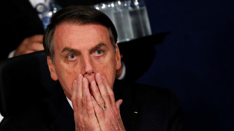 Alptraum für Bolsonaro: Von ihm genehmigte Umweltgifte blockieren männliche Sexualhormone