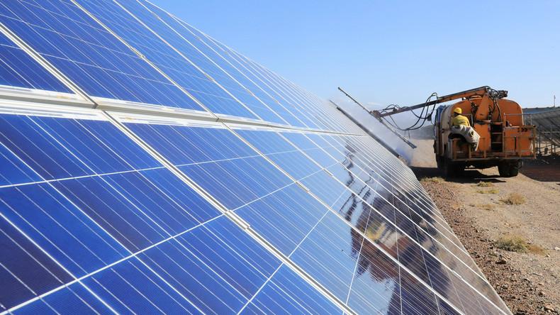 China baut Solarpark für Stromversorgung von 160.000 Wohnungen in Argentinien