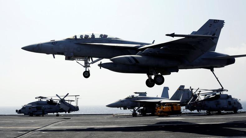 Kann Atomwaffen transportieren: US-Kampfjet F/A-18 soll Tornado-Nachfolger werden