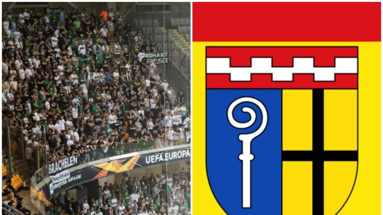 Wegen christlicher Symbole: Türkische Polizei nimmt Gladbach-Fans Fahnen weg