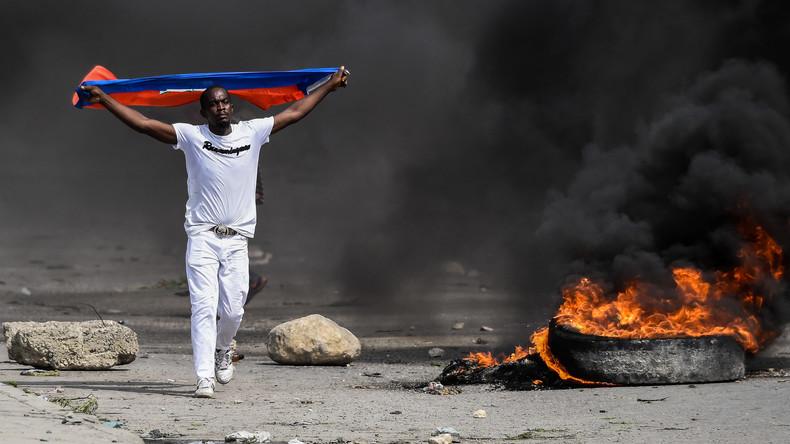 Krise in Haiti: Mindestens 17 Tote und 189 Verletzte bei Protesten seit Mitte September