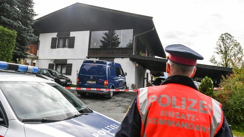 Aus Eifersucht erschossen: Fünffachmord in Kitzbühel