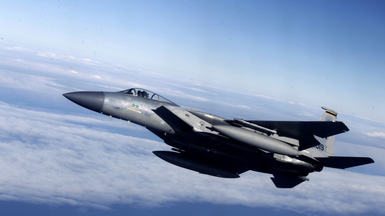 US-amerikanisch-deutsche Mission führt Beobachtungsflüge über Russland durch