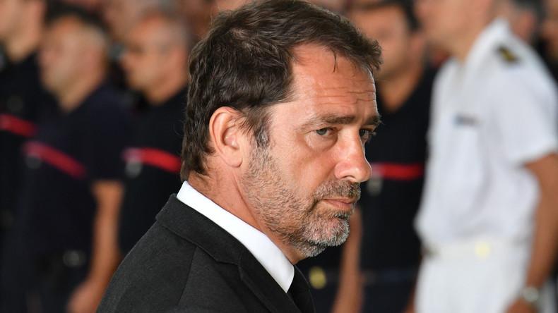 Französischer Innenminister Christophe Castaner: Der Beschwichtiger vom Dienst