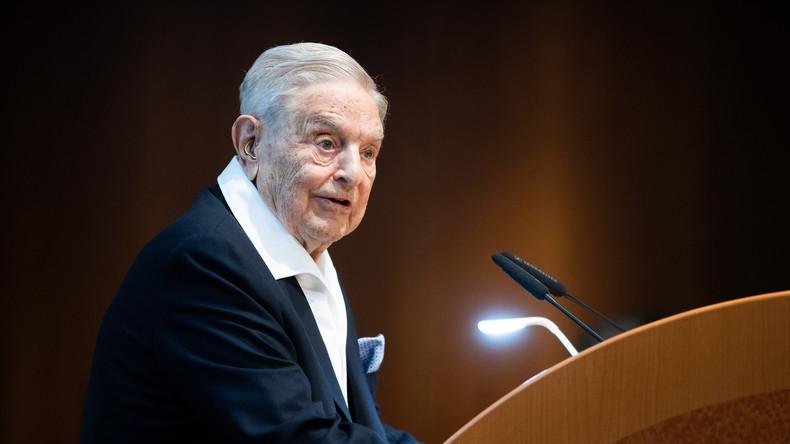 LIVE: Erste Pressekonferenz der von George Soros finanzierten Central European University in Wien