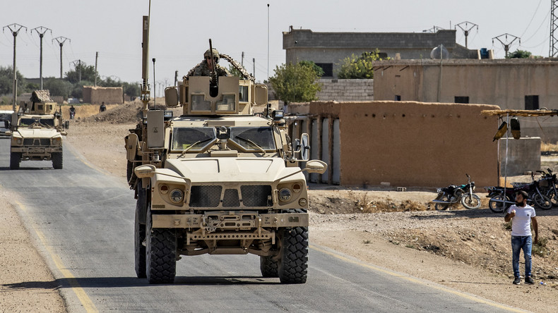 USA gehen innen- wie außenpolitische Argumente für fortgesetzte Truppenstationierung in Syrien aus