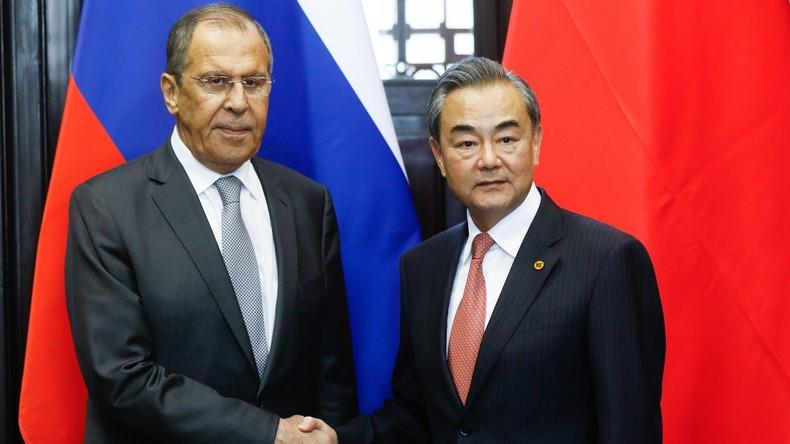 China begrüßt Russlands kollektives Sicherheitskonzept für den Persischen Golf