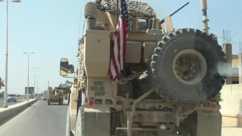 Syrien: Nach Ankündigung zum Truppenrückzug – US-Militär zieht sich zurück, türkisches kommt