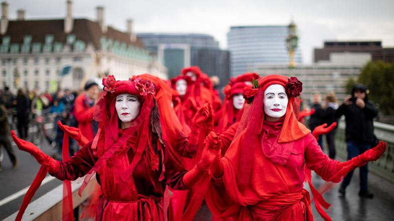Prof. Furedi: Extinction Rebellion ist ein Karneval für Mittelschichtler, die sich gerne verkleiden