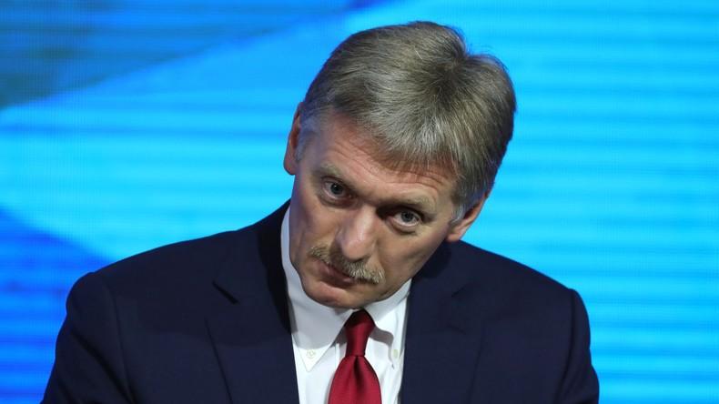 Kremlsprecher Peskow: Bisher keine Geburtstagsgrüße für Putin von Trump und Selenskij