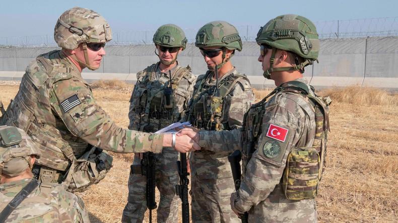 Türkei kündigt Einmarsch in Syrien an – Erste Berichte über Grenzüberquerung türkischer Truppen