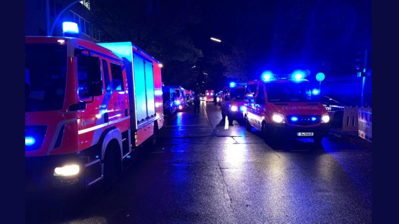 15 Verletzte bei Massenschlägerei auf türkischer Hochzeit in Berlin