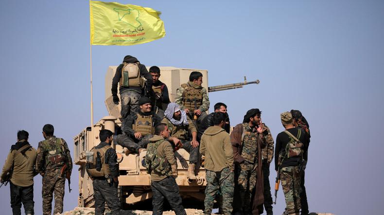 Das große Spiel der Nationen im Norden Syriens