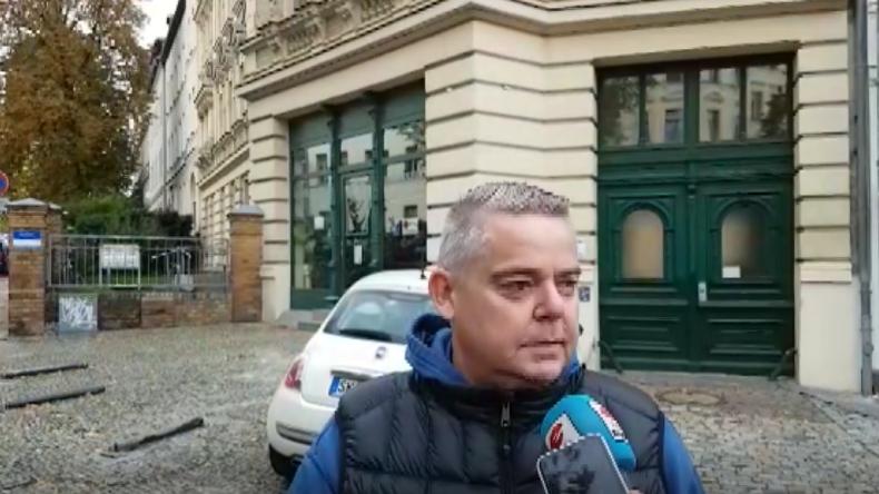 Halle: Augenzeuge des Anschlags – Attentäter schoss mit mehreren Waffen