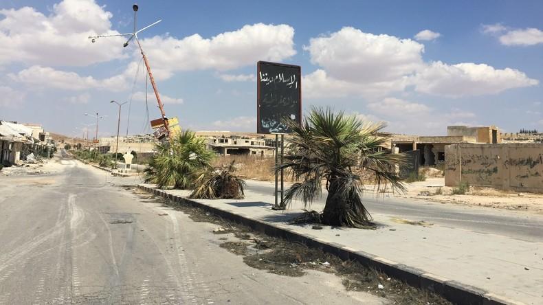 Reisereportage: Spurensuche in Syrien - Teil 1