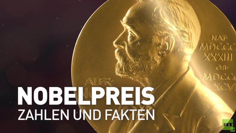 Zahlen und Fakten rund um den Nobelpreis