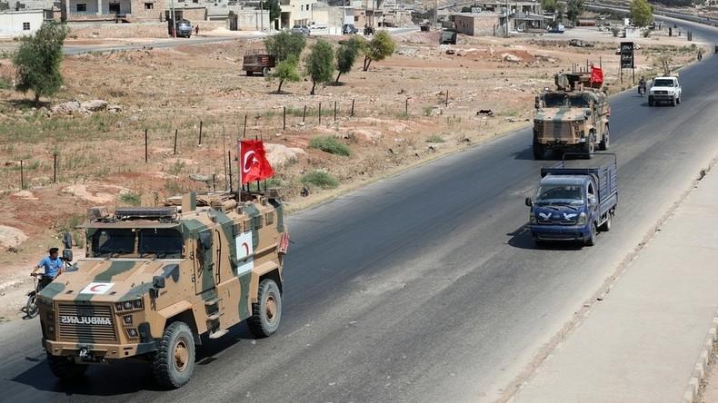 Nordsyrien: Türkei beginnt Bodenoffensive gegen Kurdenmiliz