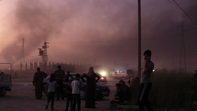 Türkische Syrien-Offensive: Trump droht mit weit mehr als nur Sanktionen