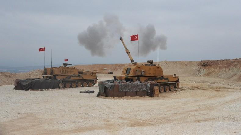 Türkischer Einmarsch in Syrien erntet weltweit Kritik