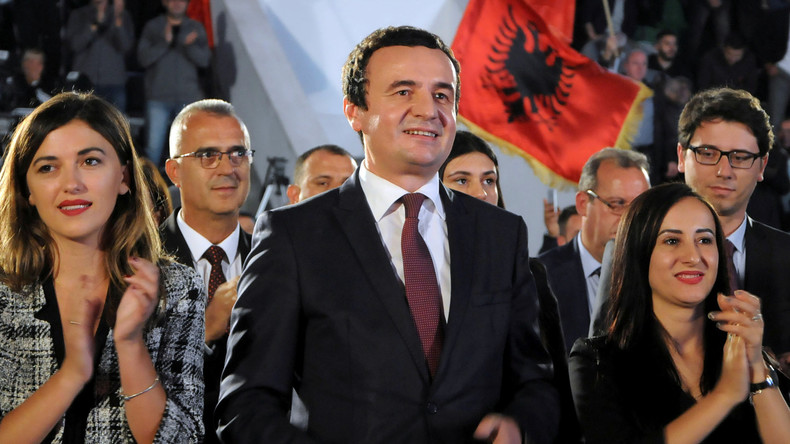 Aufbruch ins Neue: Albin Kurtis geplante 180-Grad-Wende für das Kosovo