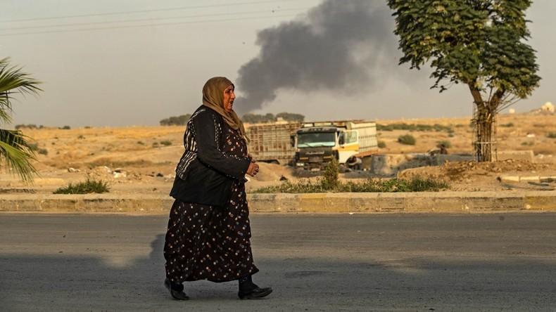 Syrischer Kurdenvertreter: Türkei will Besetzung und Zerstückelung Syriens (Video)