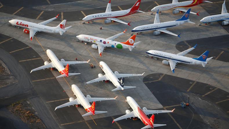 """""""Next Generation"""" des Desasters bei Boeing? Risse an Bauteilen bei zahlreichen Jets festgestellt"""