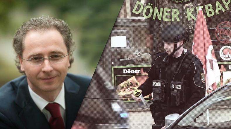 """""""Alles deutet auf terroristische Intention hin"""" – Sicherheitsexperte Prof. Dr. Arndt Sinn zu Halle"""