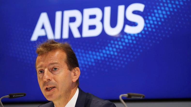 Airbus-Chef kritisiert Haltung Deutschlands zu Waffenexporten