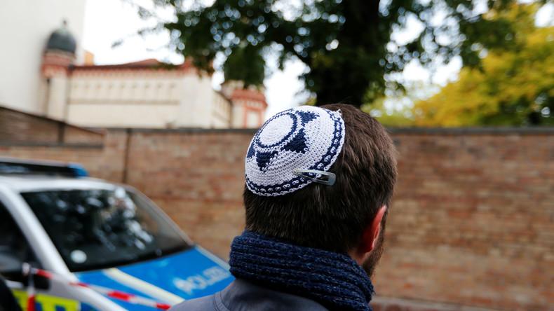 Nach Terroranschlag von Halle: EU-Kommission will jüdische Einrichtungen besser schützen lassen