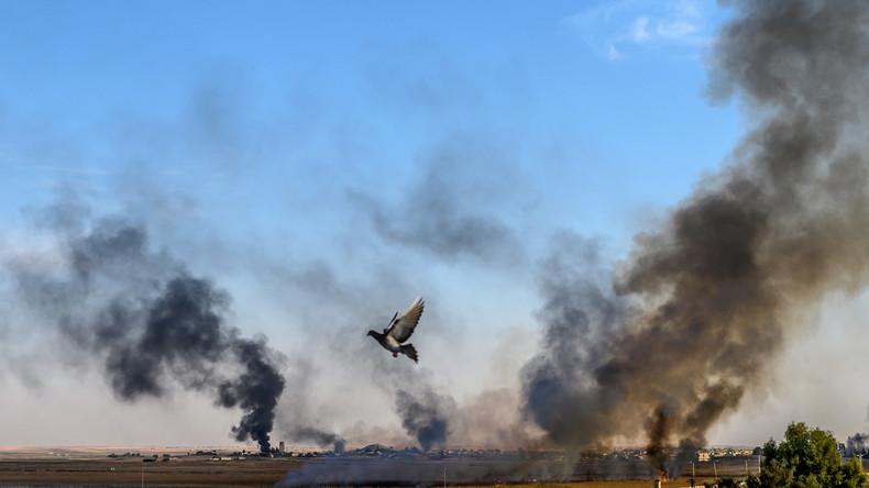 Syrien-Invasion: Türkei verlangt von NATO Solidarität