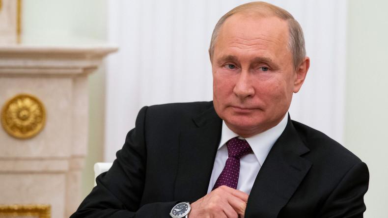 Exklusiv-Interview mit Wladimir Putin vor seinem Besuch in Saudi-Arabien