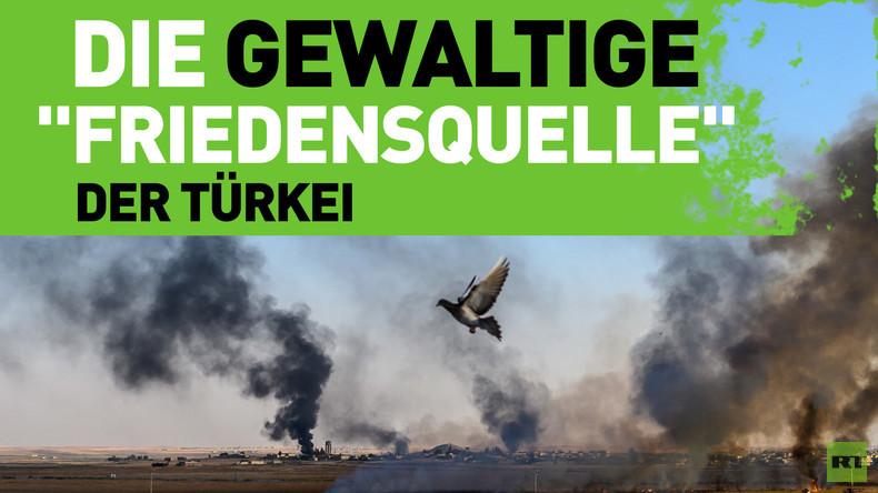"""Die gewaltige """"Friedensquelle"""" der Türkei"""