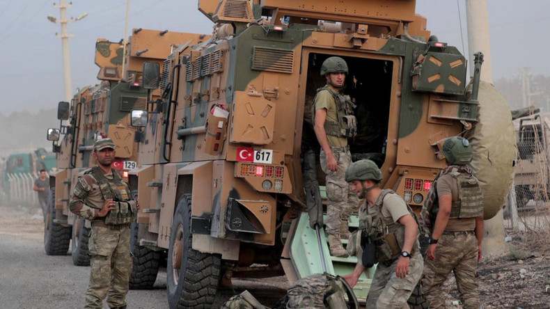 Berichte zu türkischer Offensive in Syrien: US-Spezialeinheiten getroffen und IS-Kämpfer entkommen