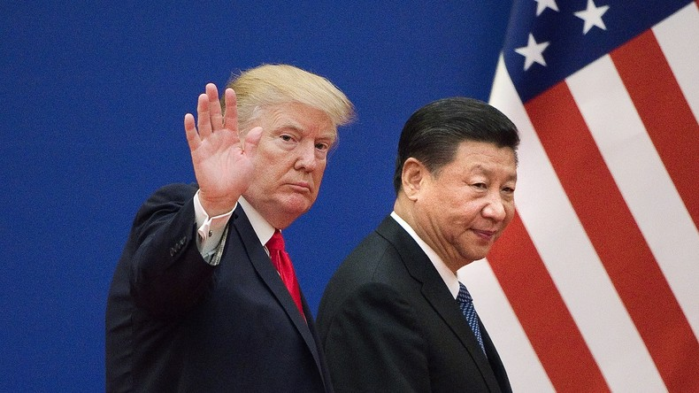 """China sieht """"substanzielle Fortschritte"""" im Handelsstreit mit USA"""