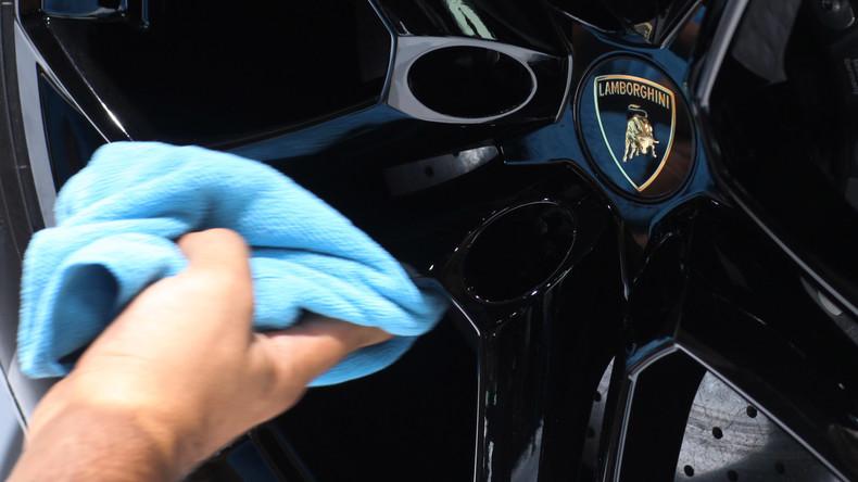 Luxuskarosse Marke Eigenbau: Vater baut für Sohn einen Lamborghini aus 3-D-Druck-Teilen