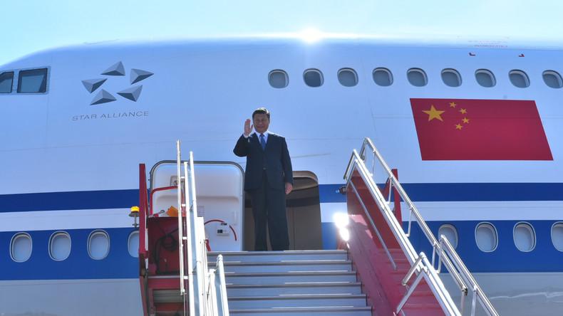 """Peking warnt erneut: Jeder Spaltungsversuch wird mit """"gebrochenen Knochen"""" enden"""