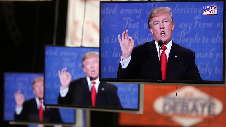 Wirbel um falsches Trump-Video: US-Präsident tötet Pressevertreter und politische Gegner
