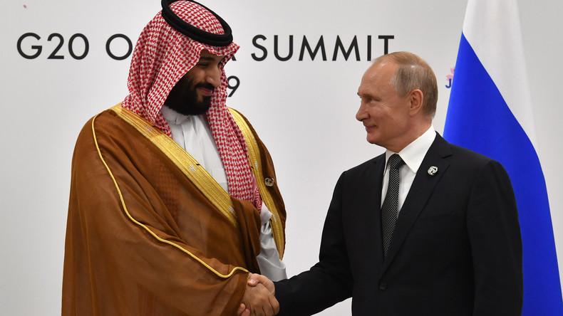 Angriff auf Aramco-Ölanlagen: Saudi-Arabien bat Russland um Hilfe bei Aufklärung
