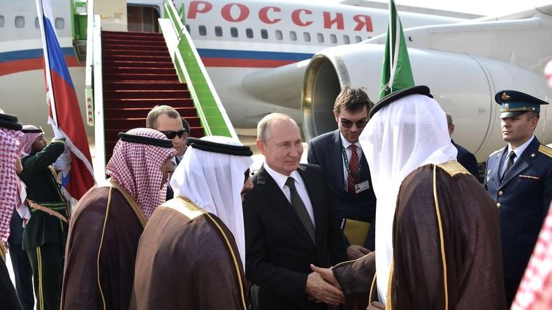 Putin-Besuch in Saudi-Arabien: Kann Russland mit jedem im Nahen Osten befreundet sein?