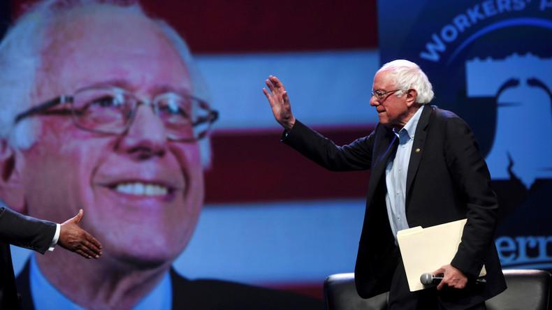 US-Wahlkampf: Kampagne des Demokraten Sanders droht an schlechtem Gesundheitszustand zu scheitern