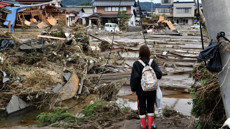 Japan: Mindestens 66 Tote und 200 Verletzte durch Taifun Hagibis