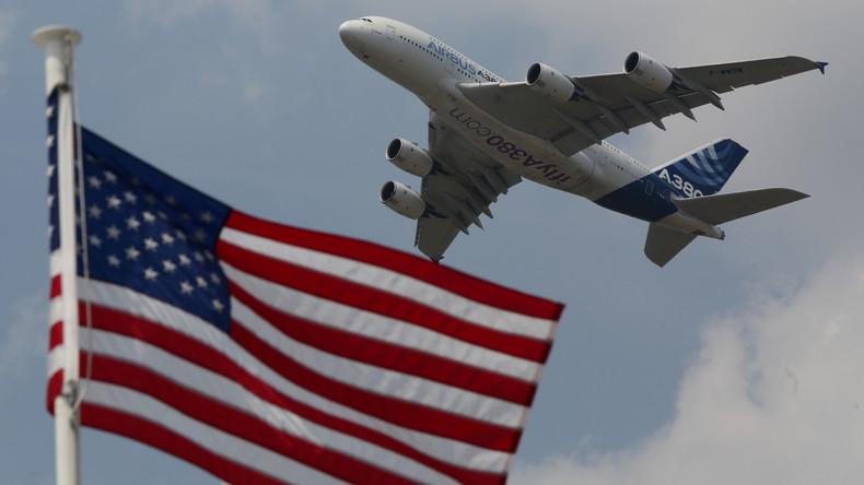 WTO: US-Zölle auf EU-Güter als Gegenmaßnahme für Airbus-Subventionen sind rechtmäßig