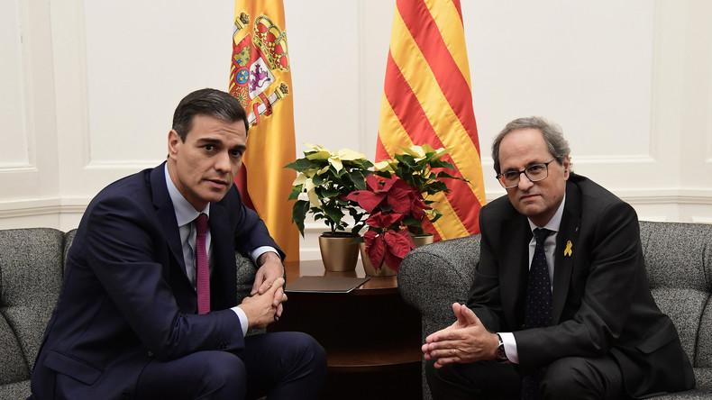 """Die """"katalanische Frage"""" – Krise des politischen Systems in Spanien"""